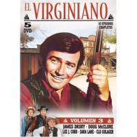 Pack El Virginiano (Volumen 3) - DVD