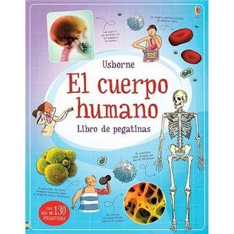 El cuerpo humano - Libro de pegatinas