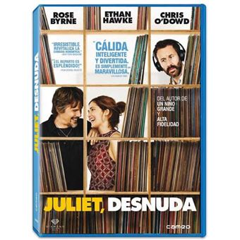 Juliet, desnuda - DVD