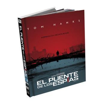 El puente de los espías - DVD  Digibook