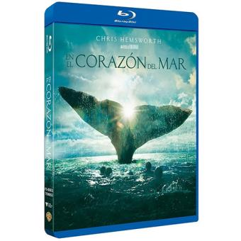 En el corazón del mar - Blu-Ray