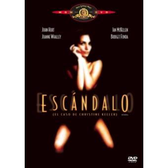 Escándalo - DVD