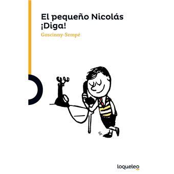 El pequeño Nicolás. ¡Diga!