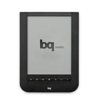 "bq Avant eBook 6"" Táctil con WiFi"