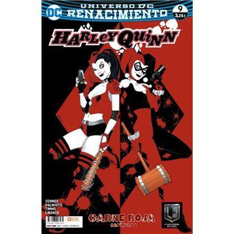 Harley Quinn. Nuevo Universo DC / Renacimiento 17 Grapa