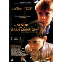 El señor de la gran mansión - DVD