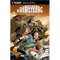 Archer & Armstrong 1 - Ed lujo