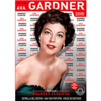 Pack Ava Gadner - DVD