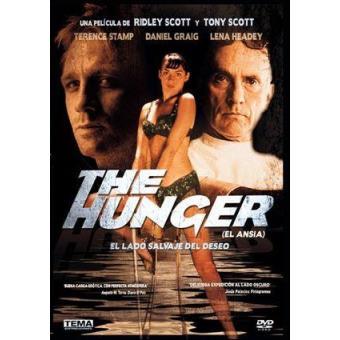 The Hunger: El lado salvaje del deseo - DVD