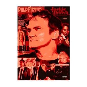 Pack Quentin Tarantino - DVD