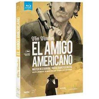 El amigo americano - Blu-Ray