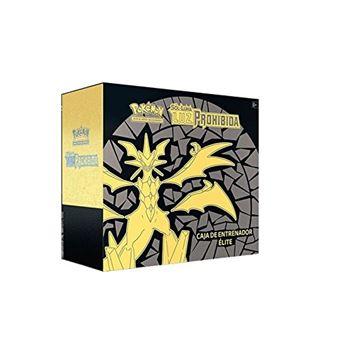 Pokémon Caja de Entrenador Élite de Sol y Luna-Luz Prohibida