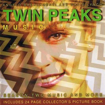 Twin Peaks - Season Two Music B.S.O. - 2 Vinilos