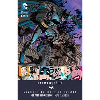 Grandes autores de Batman: Grant Morrison