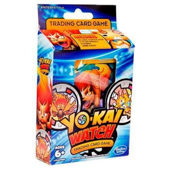 Juego de cartas Introducción Yo-Kai 2