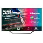 TV ULED 55'' Hisense 55U7QF 4K UHD HDR Smart TV Full Array
