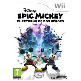 Epic Mickey: el Retorno de Dos Héroes Wii