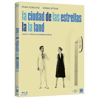 La La Land - La ciudad de las estrellas   Ed Especial 2Blu-Ray
