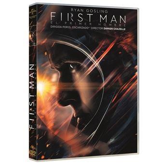First Man: El primer hombre - DVD