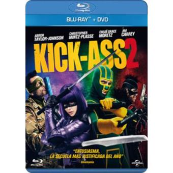 Kick-Ass 2: Con un par - Blu-Ray + DVD