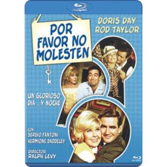 Por favor, no molesten - Blu-Ray