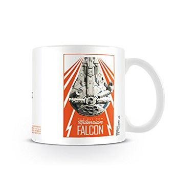 Taza Star Wars - The all new Millenium Falcon