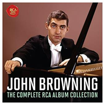 The Complete RCA Album Collection: John Browning (12 CD)