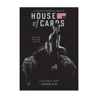 House of CardsHouse of Cards - Temporada 2 - DVD