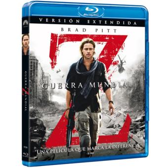 Guerra Mundial Z - Blu Ray