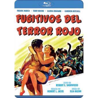 Fugitivos del terror rojo - Blu-Ray