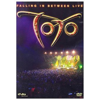 Falling in Between Live - DVD