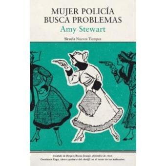 Mujer policía busca problemas