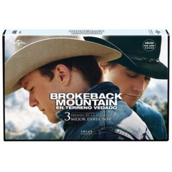 Brokeback Mountain (En terreno vedado)- DVD Ed Horizontal