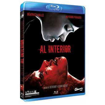 Al interior - Blu-ray