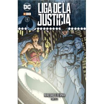 Liga de la Justicia 9