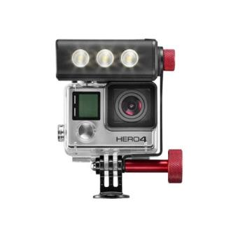 Manfrotto Thrilled Kit LED GoPro