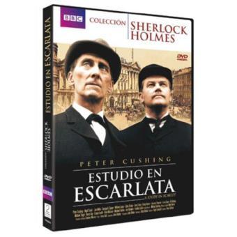 Estudio en Escarlata (Colección Sherlock Holmes) - DVD