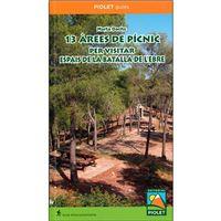 13 àrees de picnic per visitar - Espais de la batalla de l'Ebre