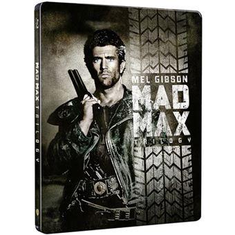 Mad Max Trilogía - Steelbook Blu-Ray