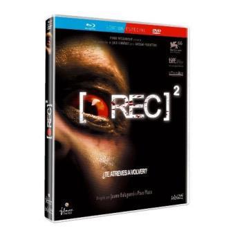 REC 2 - [•REC²] - Blu-Ray + DVD