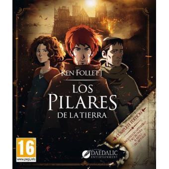 Los pilares de la Tierra. Xbox One