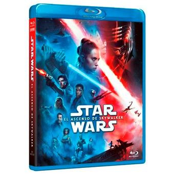 Star Wars El ascenso de Skywalker - Blu-ray