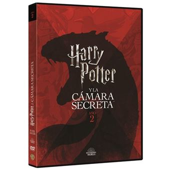 Harry Potter y la cámara secreta - DVD