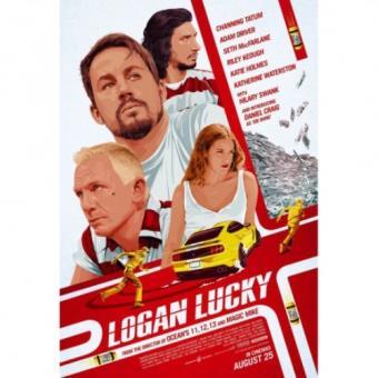 La suerte de los Logan - DVD