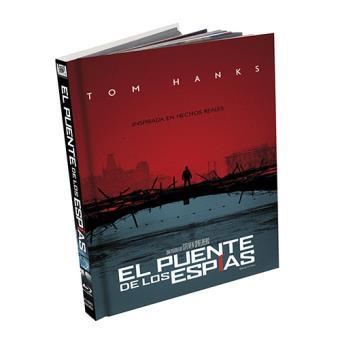 El puente de los espías - Blu-Ray  Digibook
