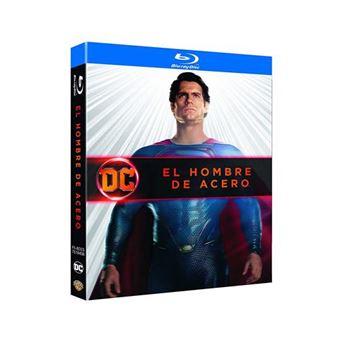 El hombre de acero Ed 2018 - Blu-Ray