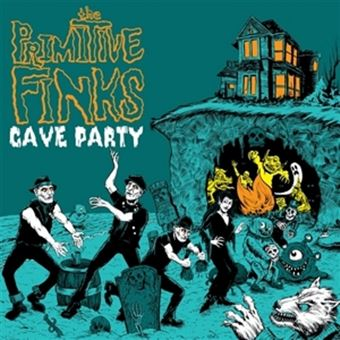 Cave Party  - Vinilo