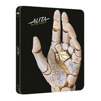 Alita: Ángel de combate - Steelbook  3D + Blu-Ray