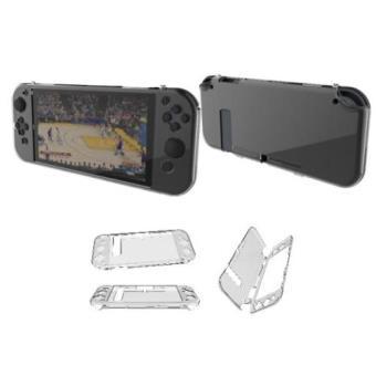 Estuche policarbonato transparente Nintendo Switch