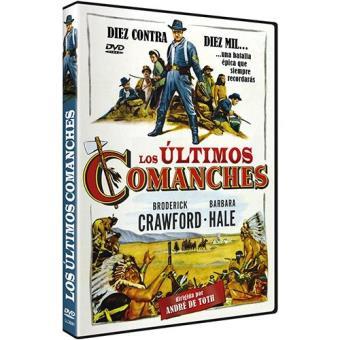 Los últimos comanches - DVD